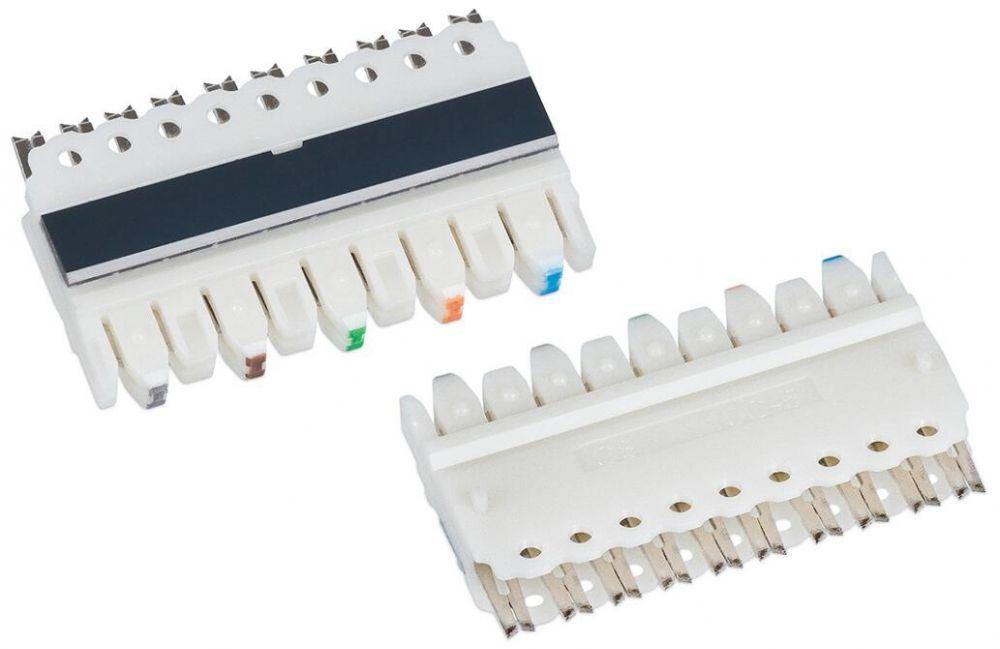 Коннектор 5-парный, тип 110