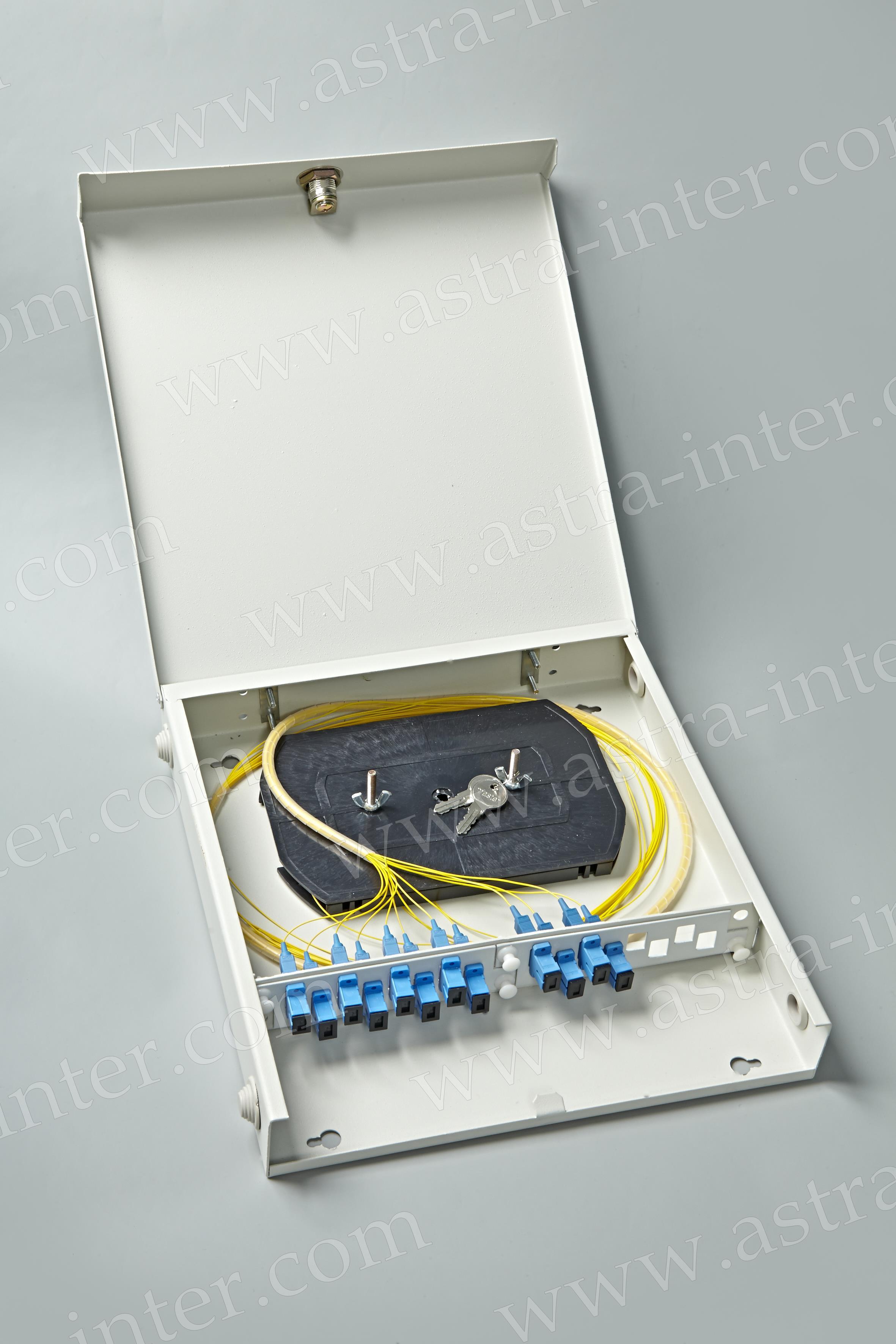 Оптический кросс настенный SC-12