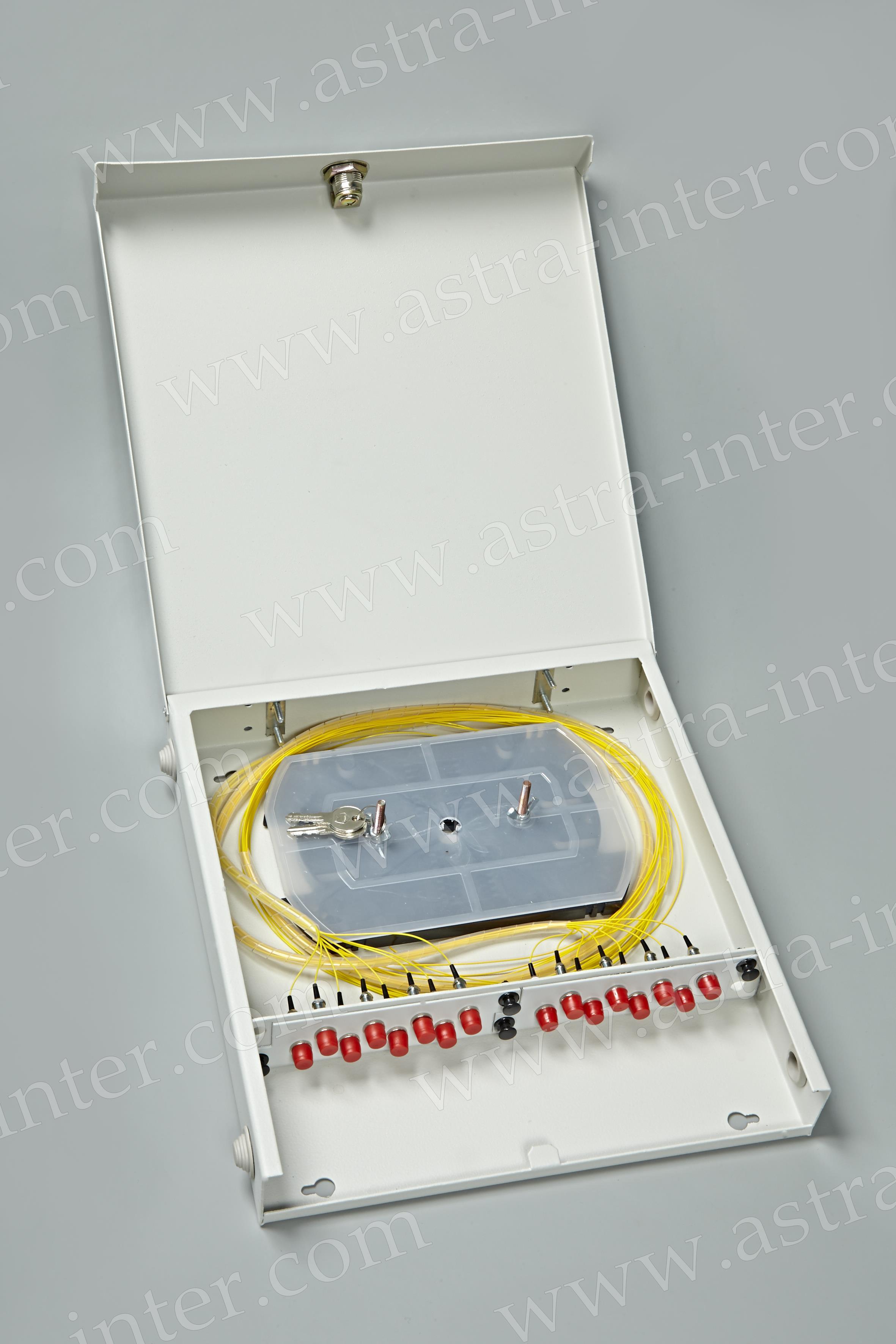 Оптический кросс настенный FC-16