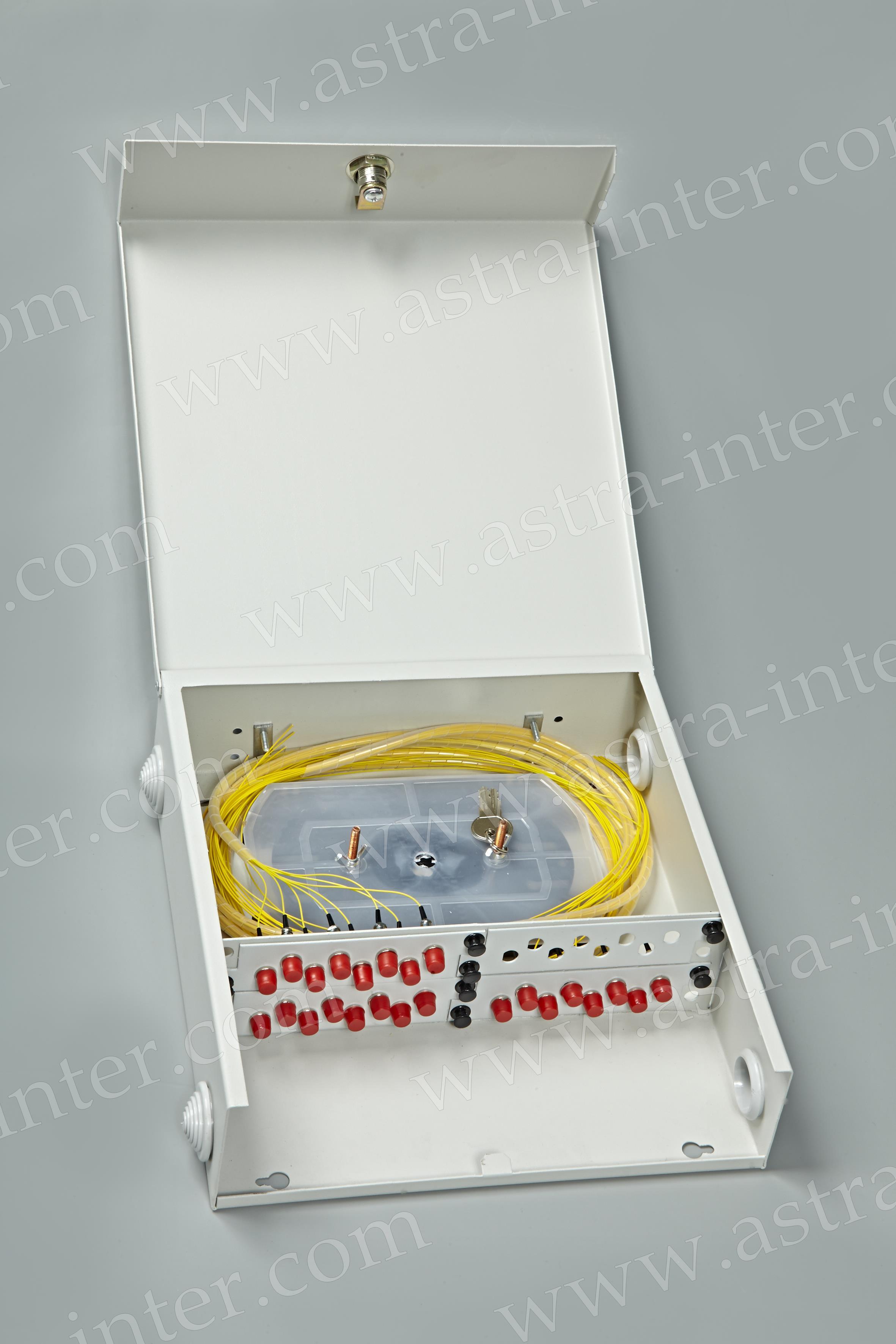 Оптический кросс настенный FC-24