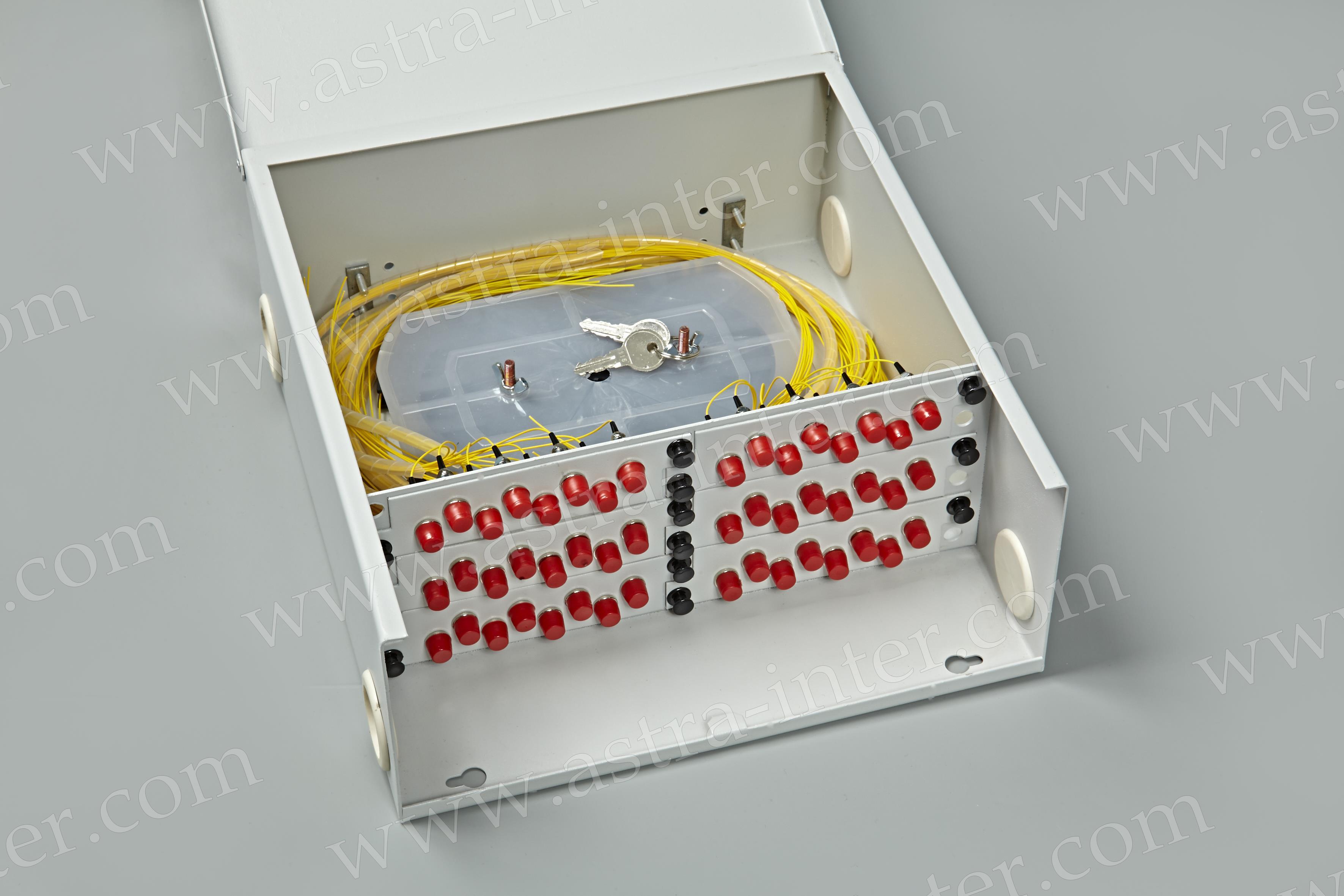 Оптический кросс настенный FC-48