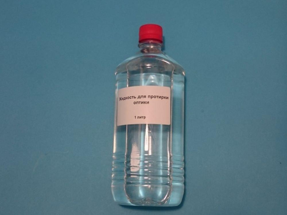 Жидкость для протирки оптического волокна (1л)