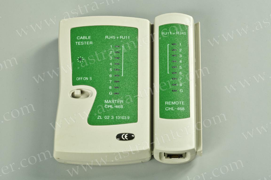 Тестер кабельный NS-468