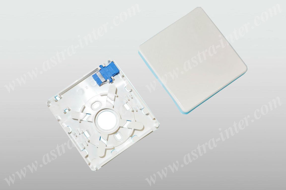 Абонентская розетка для FTTH    RS-02