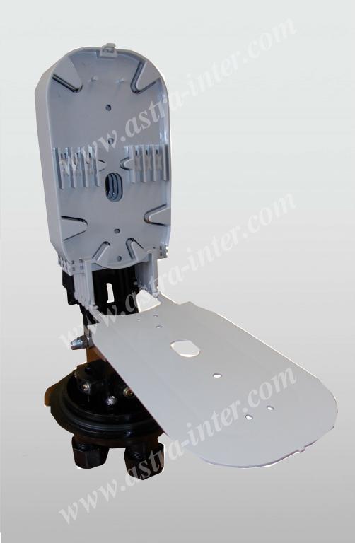 Муфта на  96 оптич. волокон, тупиковая  GPJ-G механическая герметизация